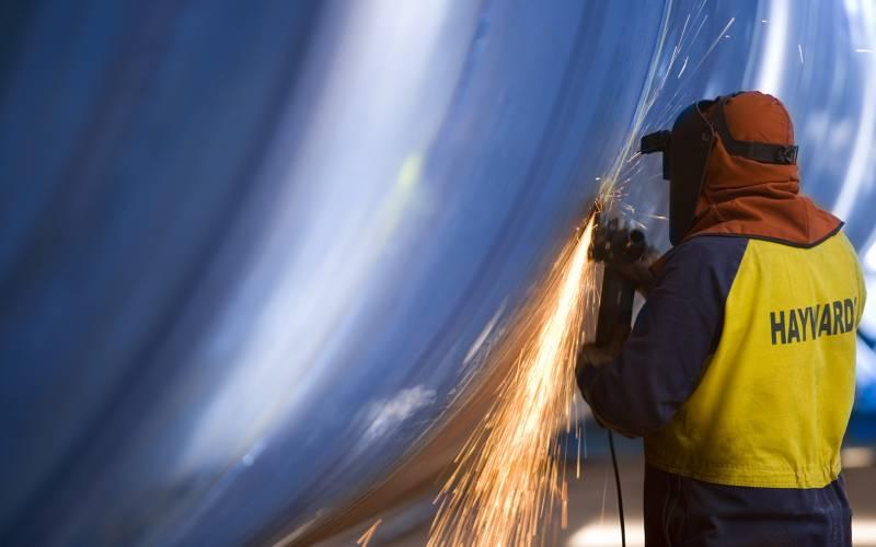 Workshop welding 1