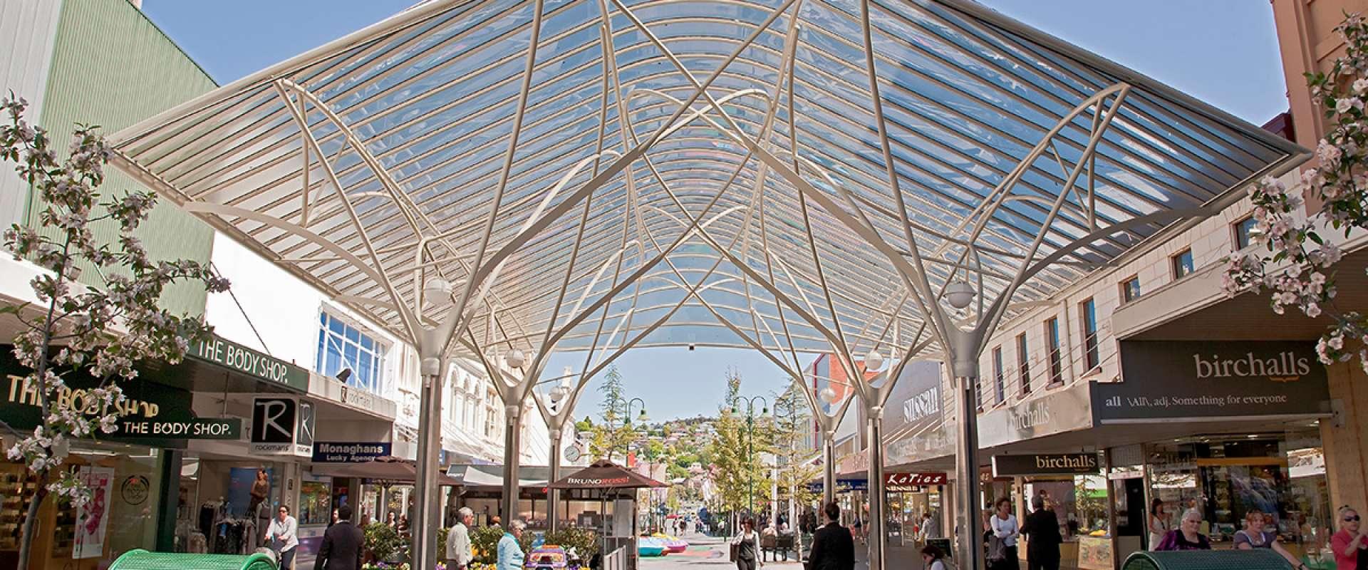 Launceston Mall Roof 04